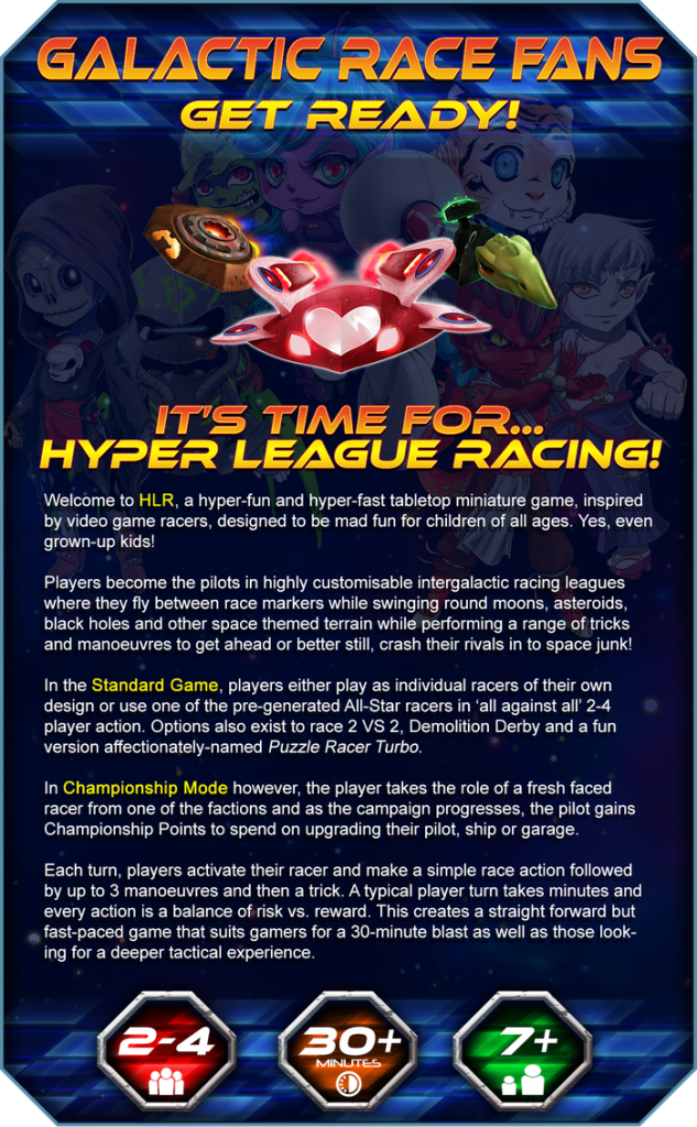 Hyperleague Racing