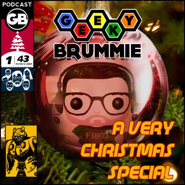 The Geeky Brummie Podcast – Issue 143!