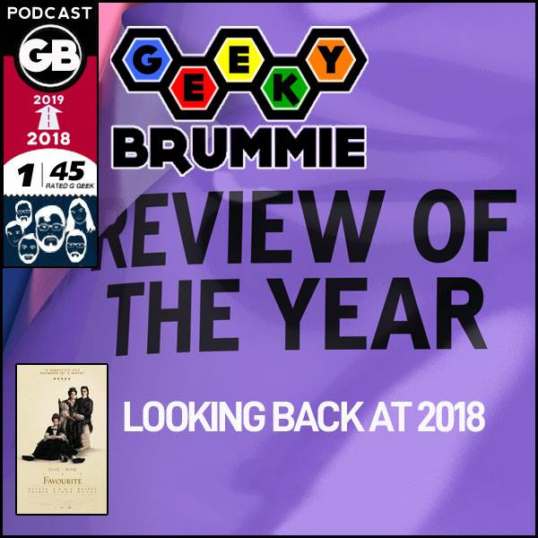 The Geeky Brummie Podcast – Issue 145!