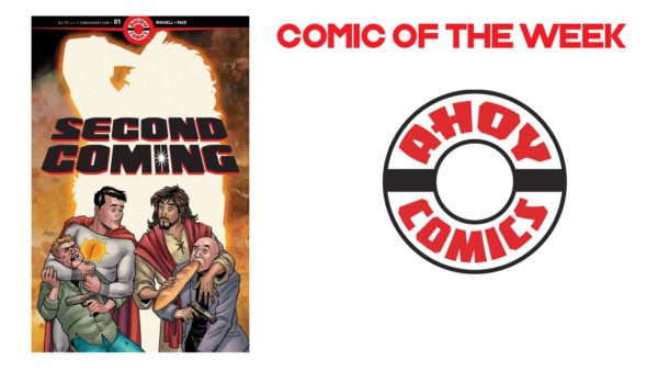 Second Coming #NCBD 10th July 2019