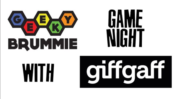 #giffgaffgamers – Gaming Gathering ¦ [Gifted] [Ad]