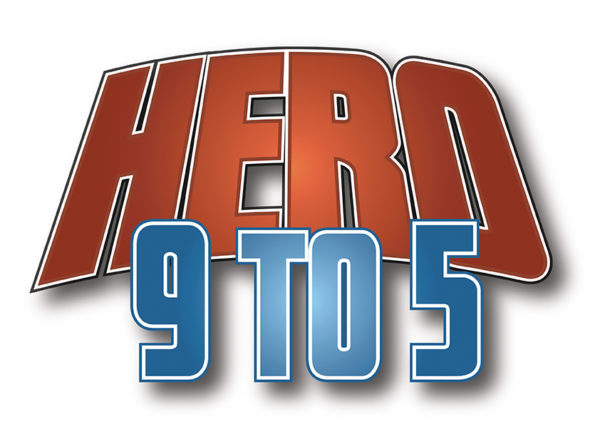 Hero: 9 To 5 – Disposable Heroes from Markosia Available to Pre-Order