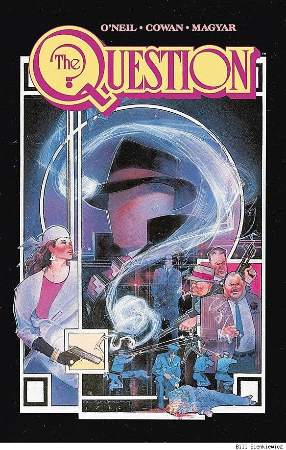 question 80s cover
