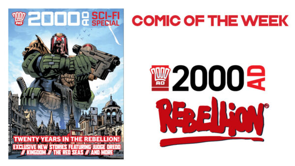The GB Pull List – 2000AD Sci-Fi Special 24th June 2020