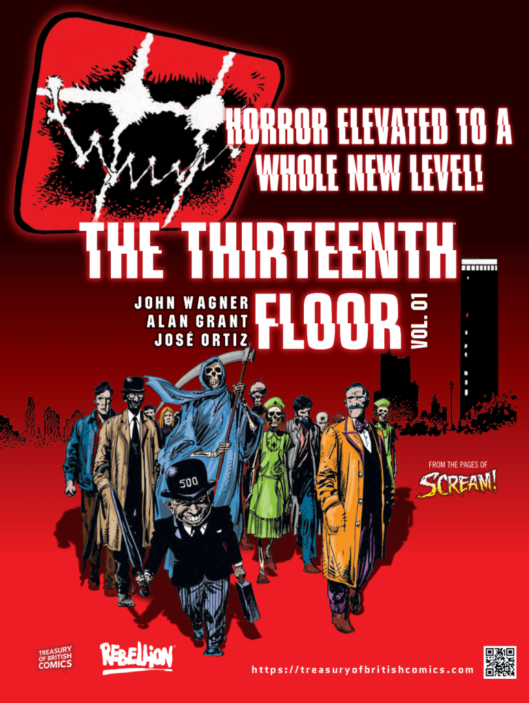 Thirteenth Floor Vol 1