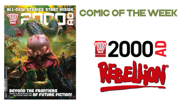 The GB Pull List – 2000AD 23rd September 2020