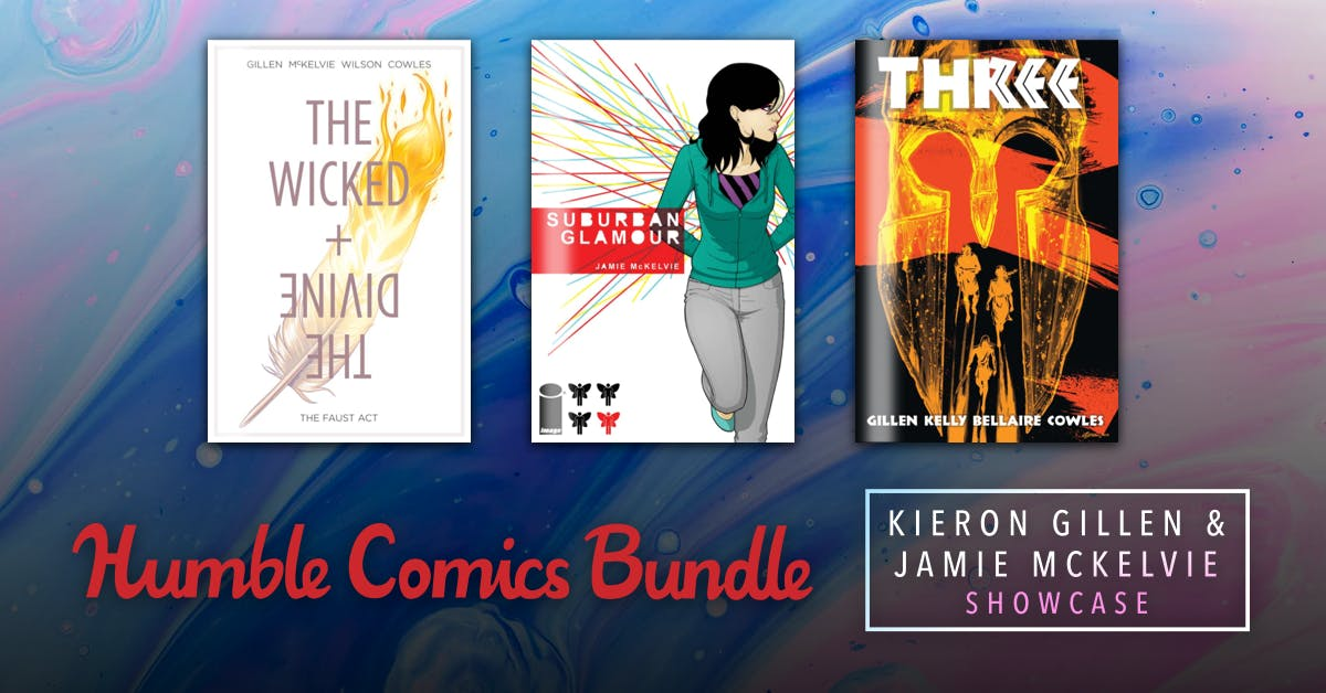 Humble Comics Bundle