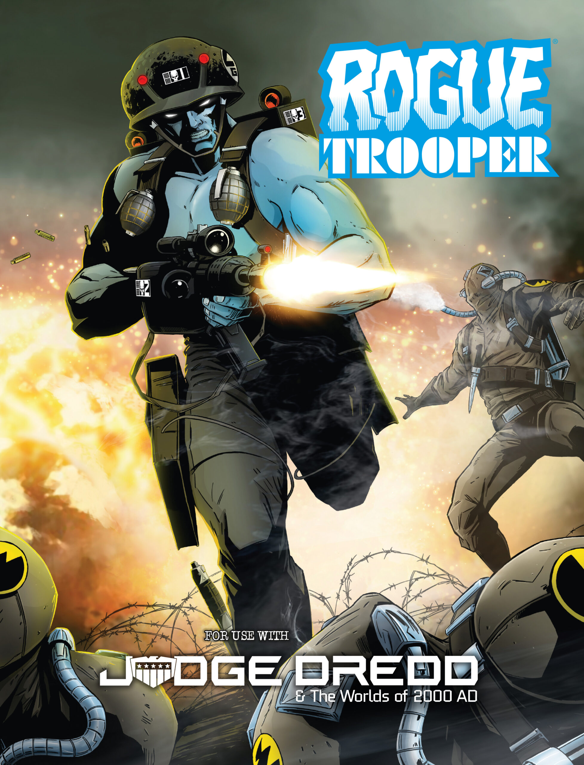Rogue Trooper RPG