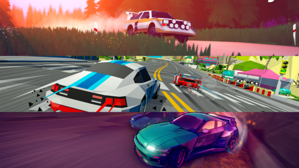 The New Wave of Indie Racing Games