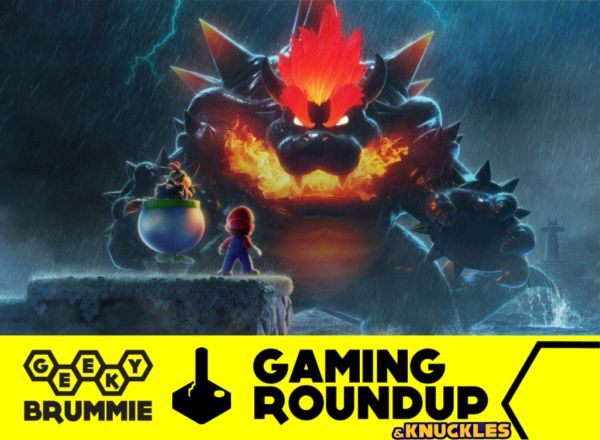Gaming Roundup – Bowser Themed Lawsuits (& Knuckles)