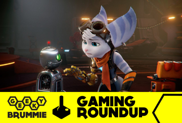 Gaming Roundup – E3 Approaches
