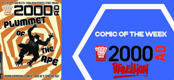 The Geeky Brummie Pull List – 2000AD – 2nd June