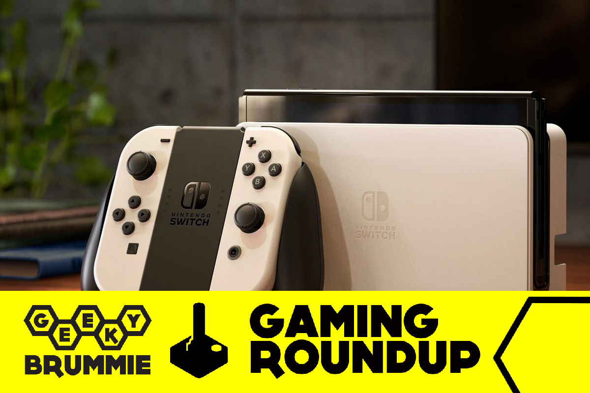 Gaming Roundup – Switching to a New Screen