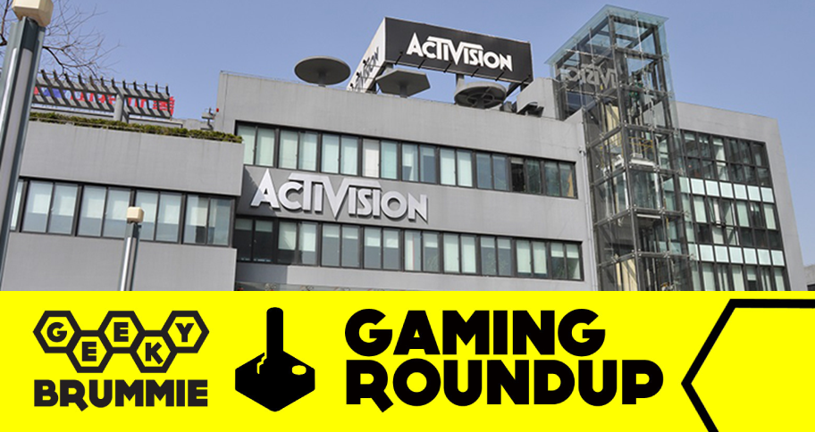 Gaming Roundup – This Must Stop