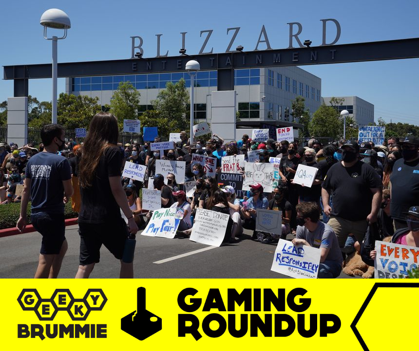 Gaming Roundup – Activision Continues to Be Terrible