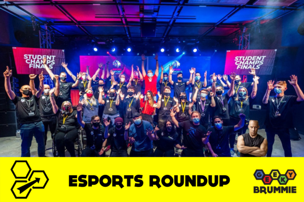 Esports Roundup: All about dem championships