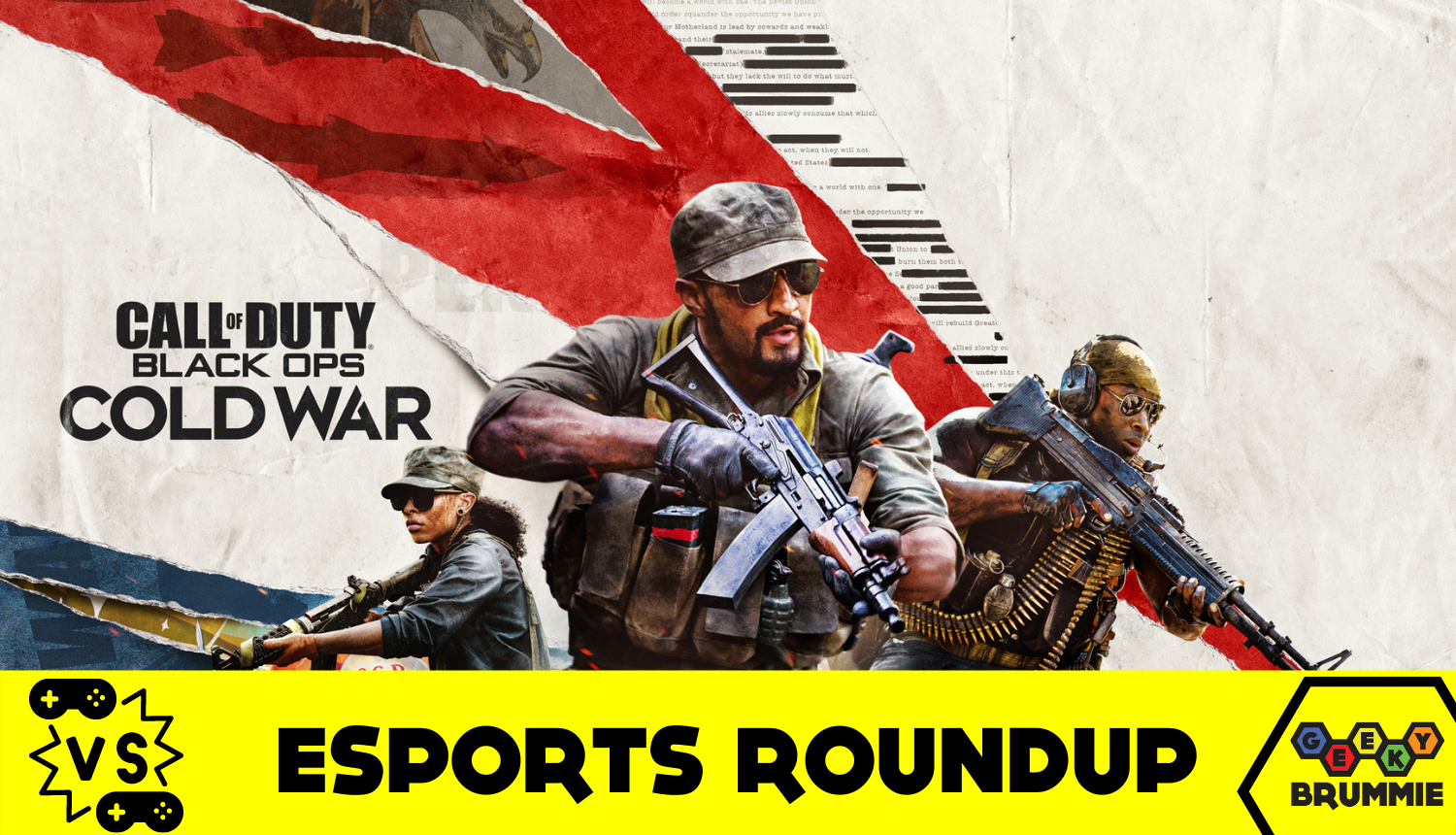Esports Roundup – Women in Games Awards & the British Army's Mustang Cup