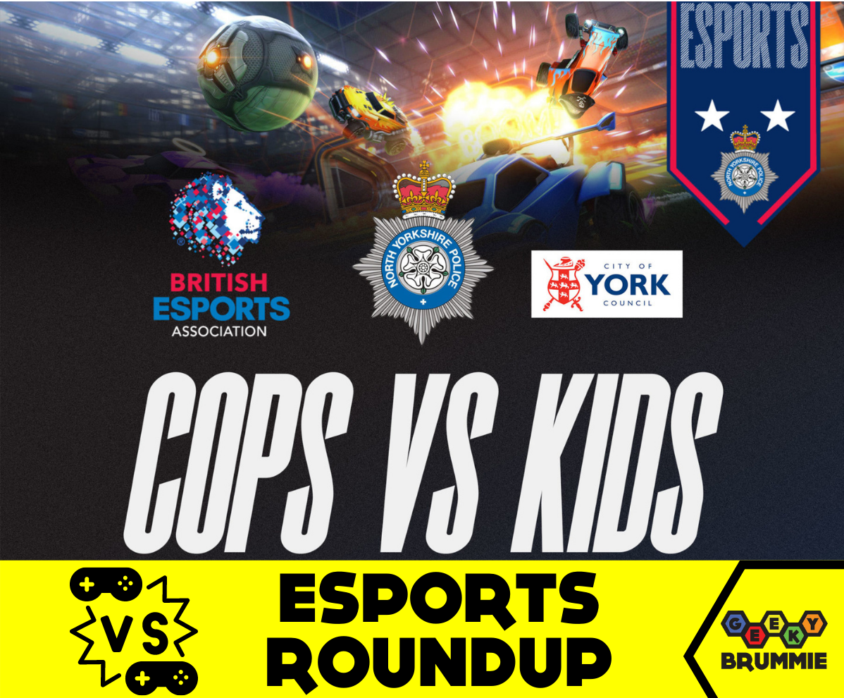 Esports Roundup – Yorkshire Police vs Young People