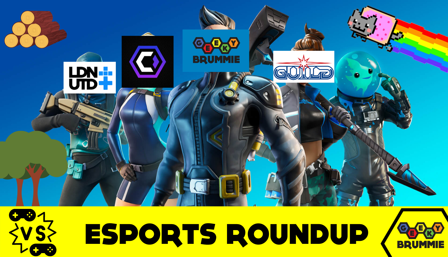 Esports Roundup – Planting trees and Designing NFTs