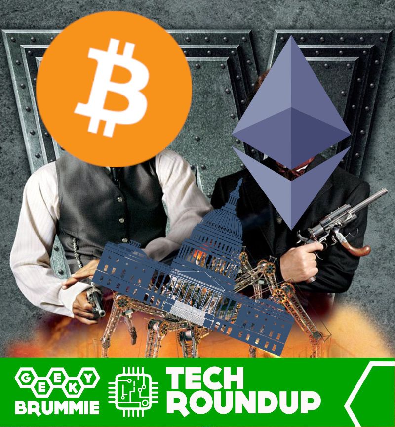 Tech Roundup – The Cost of Crypto?