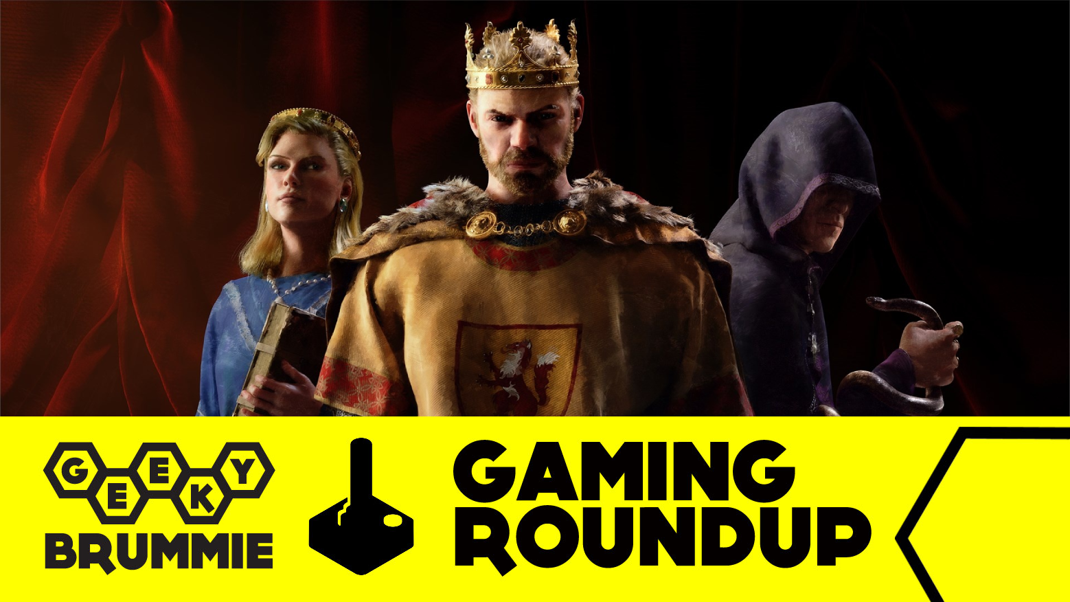 Gaming Roundup – Trouble in Paradox