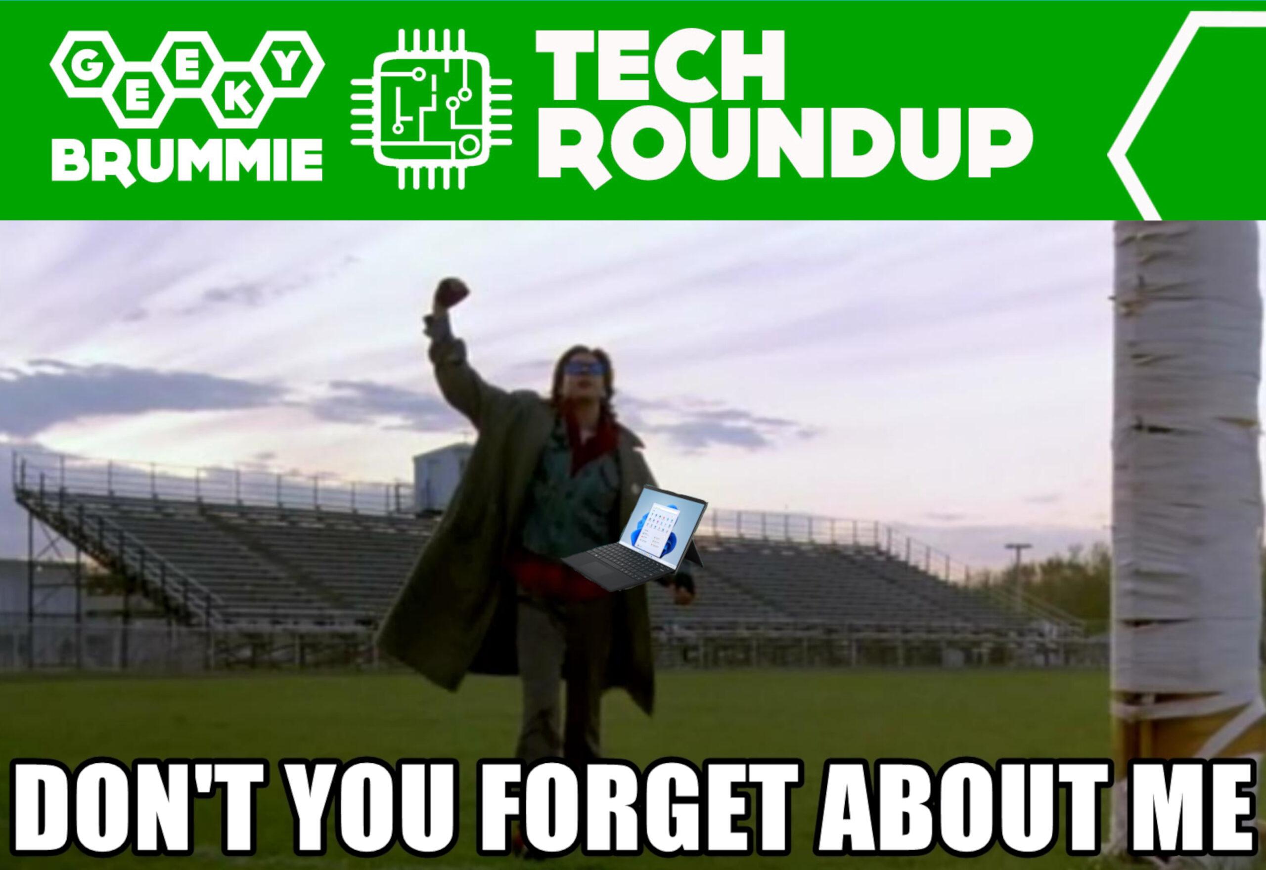 Tech Roundup – Surface Resurfaces