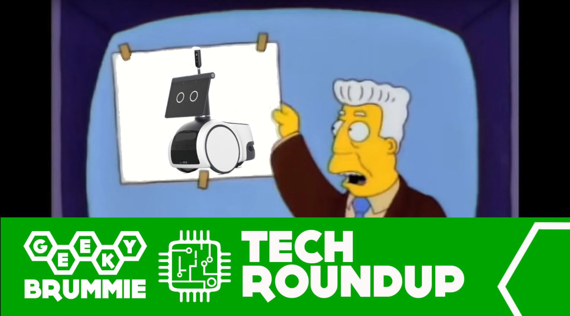 Tech Roundup – Well I for one welcome our new Amazon overlords…